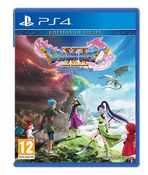 Dragon Quest XI: Streiter des Schicksals Edition des Lichts PS4 Spiel *NEU OVP*