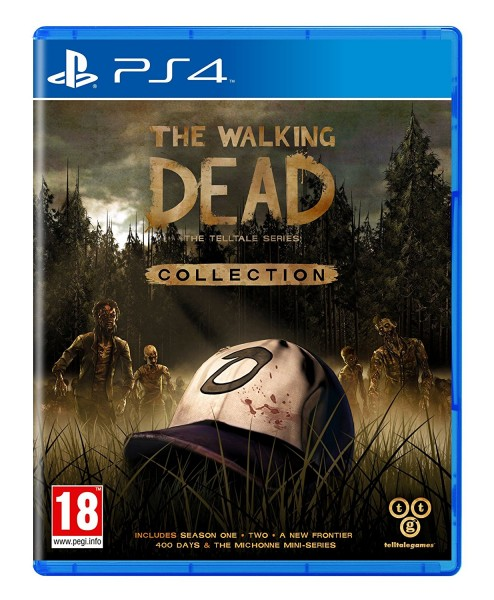 The Walking Dead The Telltale Series Collection PS4 Spiel *NEU OVP*