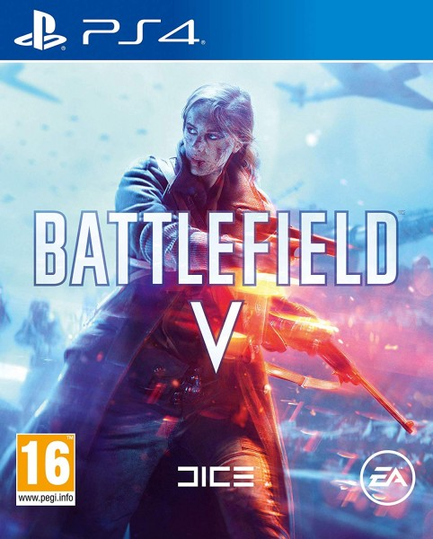Battlefield V PS4 EU Version