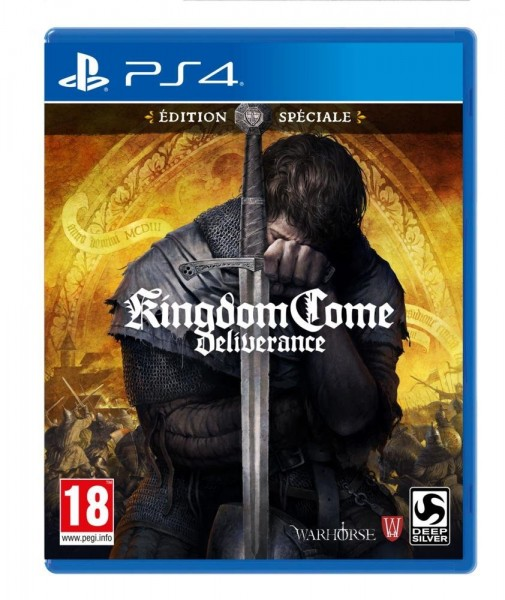 Kingdom Come Deliverance Special Edition PS4 Spiel