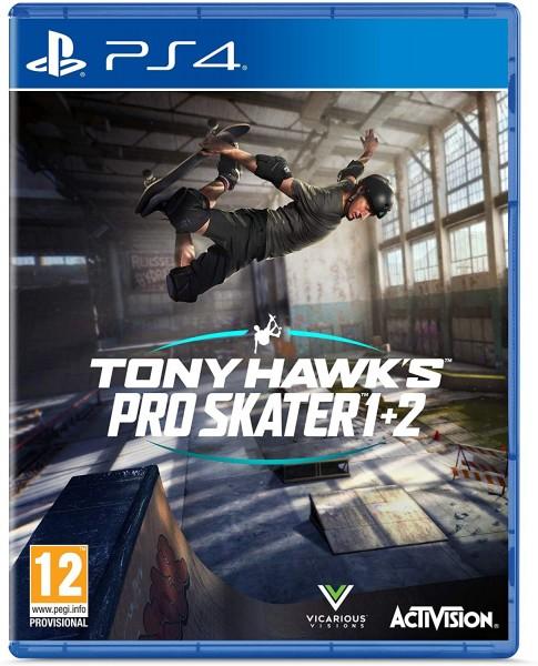 Tony Hawks Pro Skater 1 und 2 PS4 EU Version