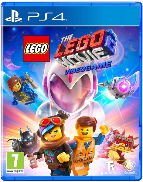 The Lego Movie 2 Videogame PS4 EU Version