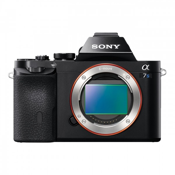 Sony Alpha 7s Body 12,2 Megapixel 3 Zoll LCD Display Vollformatsensor