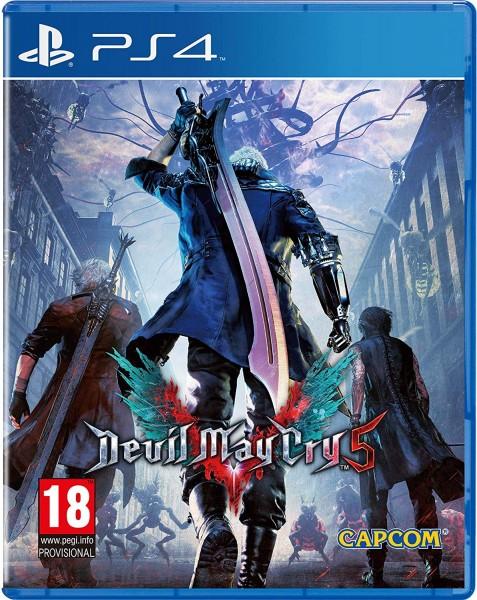 Devil May Cry 5 PS4 EU Version