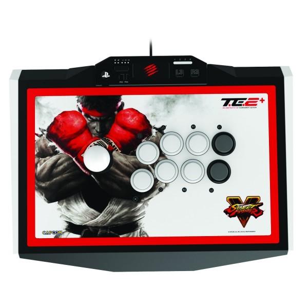 Mad Catz Street Fighter V Arcade FightStick TE2+ für PS4 und PS3