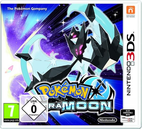 Pokemon Ultramond Nintendo 3DS Spiel