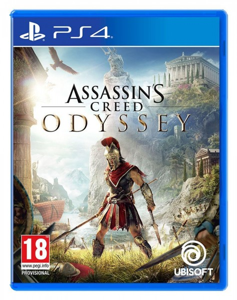 Assassin's Creed Odyssey PS4 Spiel