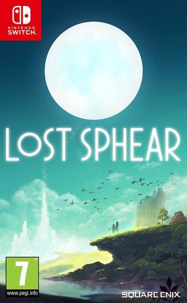 Lost Sphear Nintendo Switch Spiel *NEU OVP*
