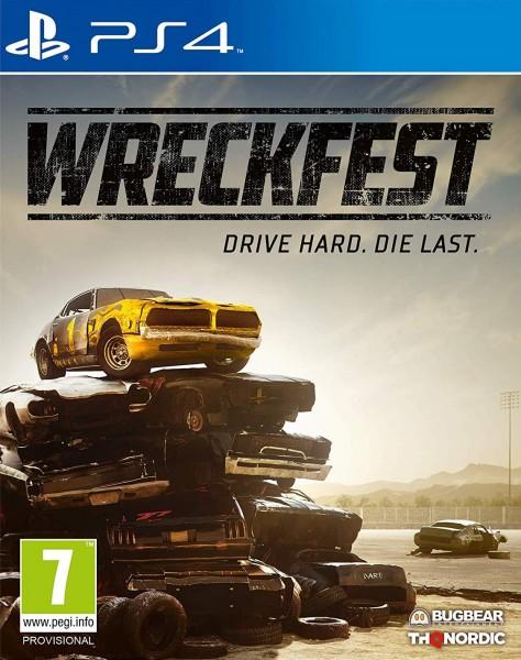 Wreckfest PS4 EU Version