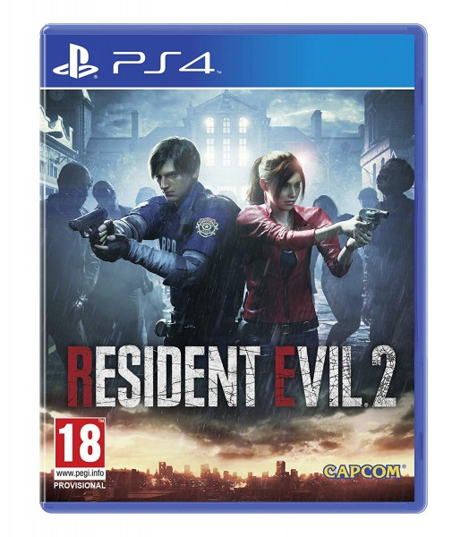 Resident Evil 2 PS4 Uncut EU Version