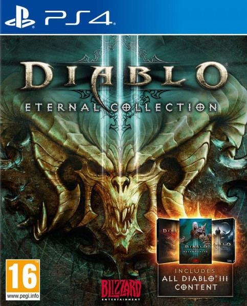 Diablo III Eternal Collection PS4 EU Version