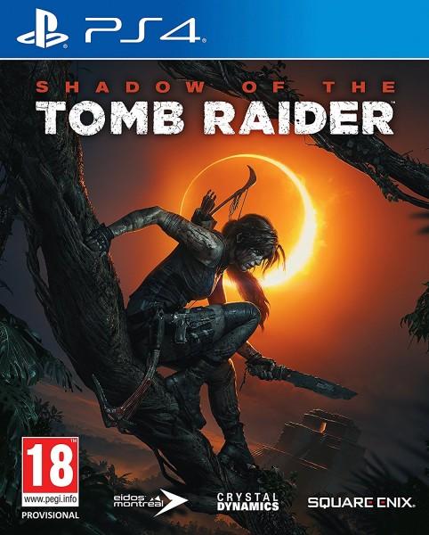 Shadow of the Tomb Raider PS4 EU Version