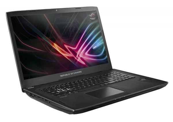 Asus ROG GL702VI-BA007T 17,3 Zoll Gaming-Notebook i7-7700HQ 16GB RAM GTX 1080