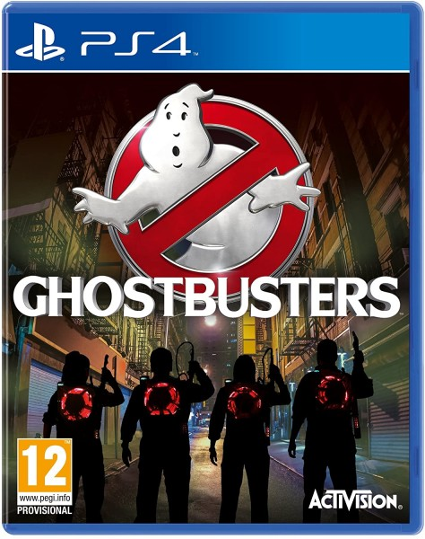 Ghostbusters (2016) PS4 EU Version