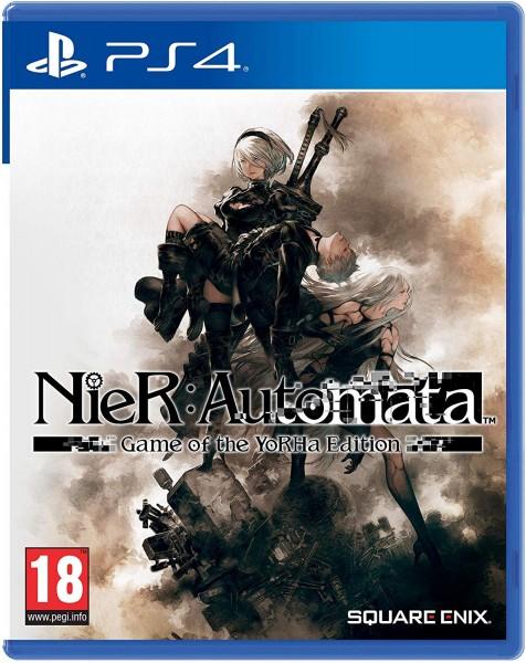 NieR: Automata Game of the YoRHa Edition PS4 EU Version