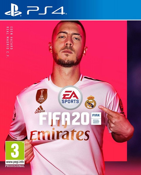 Fifa 20 PS4 EU Version