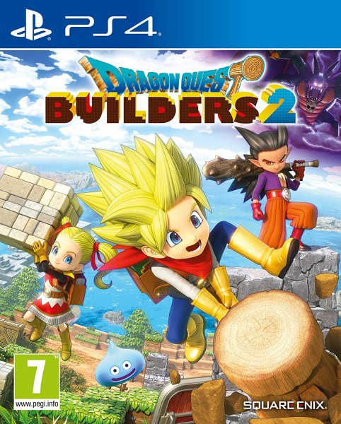 Dragon Quest Builders 2 PS4 EU Version