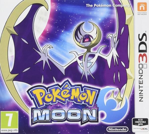 Pokémon Mond Nintendo 3DS Spiel