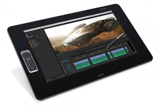 Wacom Cintiq 27QHD Touch mit Stift-Eingabe und Touch