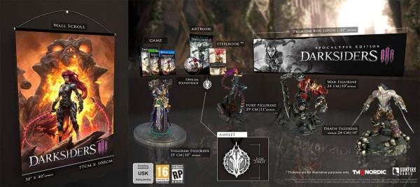 Darksiders III Apocalypse Edition PS4