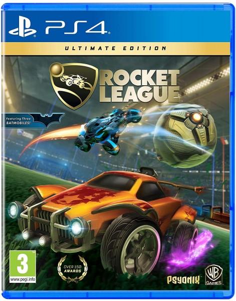 Rocket League: Ultimate Edition PS4 Spiel