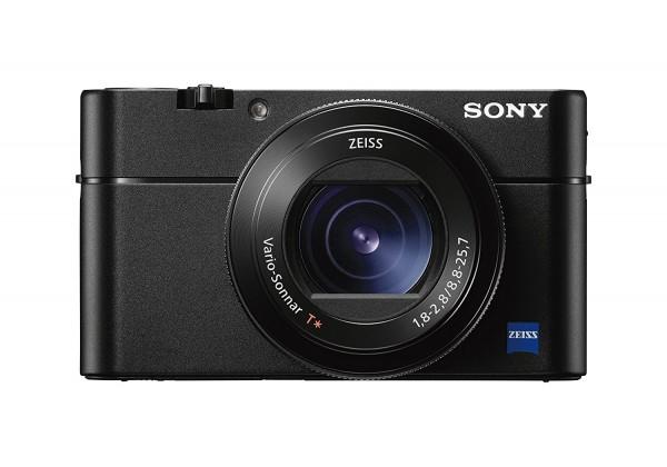 Sony Cyber-Shot DSC-RX100 Mark V M5 Digitalkamera schwarz - Wie neu