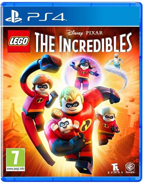 LEGO Die Unglaublichen PS4 EU Version