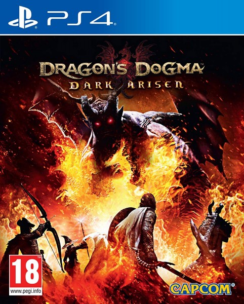 Dragon's Dogma Dark Arisen PS4 EU Version