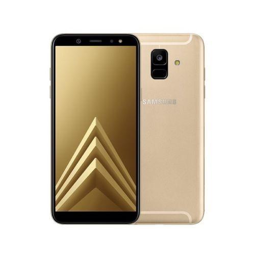 Samsung Galaxy A6 5,6 Zoll Dualsim 3GB Ram 32 GB LTE Android Smartphone gold