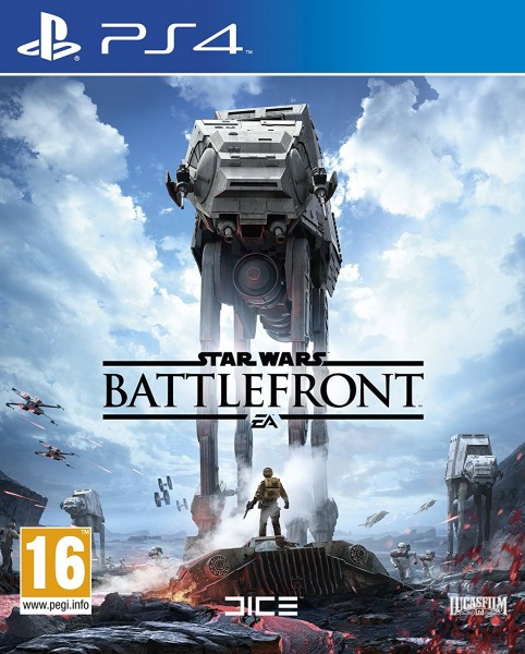 Star Wars Battlefront - Day One Edition PS4 Spiel