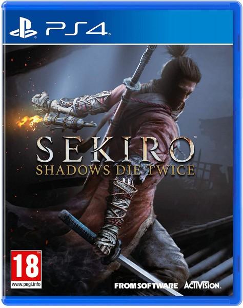 SEKIRO - Shadows Die Twice PS4