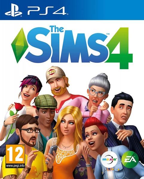 Die Sims 4 PS4 Spiel EU Version