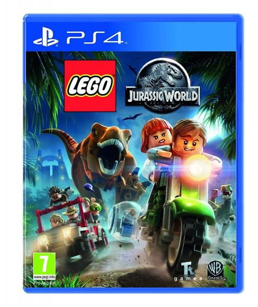 LEGO Jurassic World PS4 EU Version