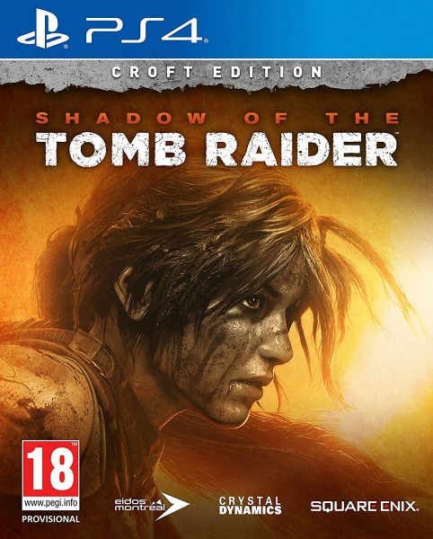 Shadow of the Tomb Raider Croft Edition inkl. Season Pass PS4 Spiel