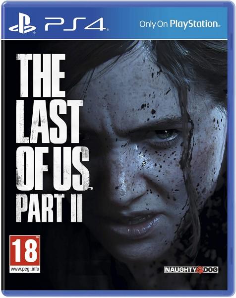The Last of Us Part 2 (Uncut) PS4 EU Version