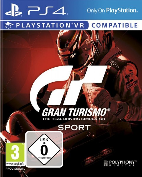 Gran Turismo Sport GT Sport PS4 EU Version