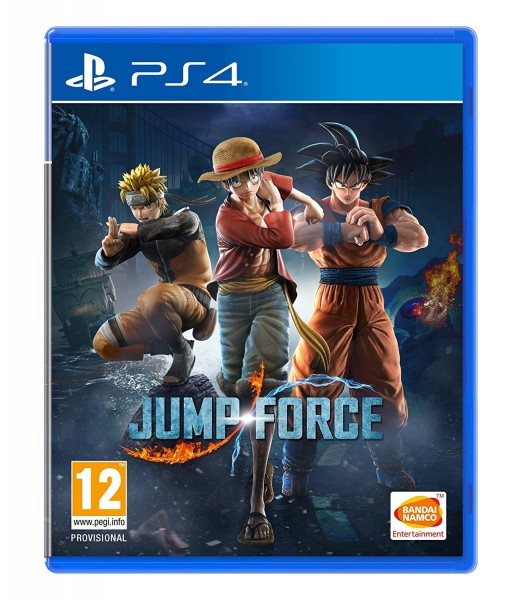 Jump Force PS4 EU Version
