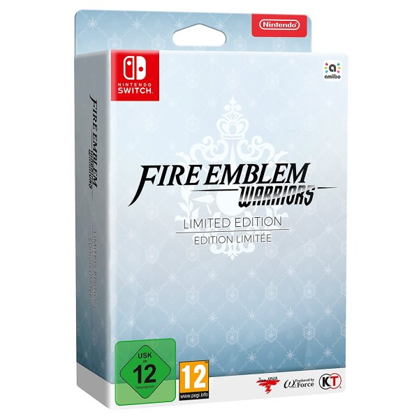 Fire Emblem Warriors Limited Edition Nintendo Switch Spiel *NEU OVP*