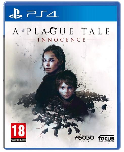 A Plague Tale Innocence PS4 EU Version