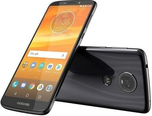 Motorola E5 Plus 6 Zoll Smartphone 3GB Ram 32GB Dualsim Flesh Gray Android 8.0
