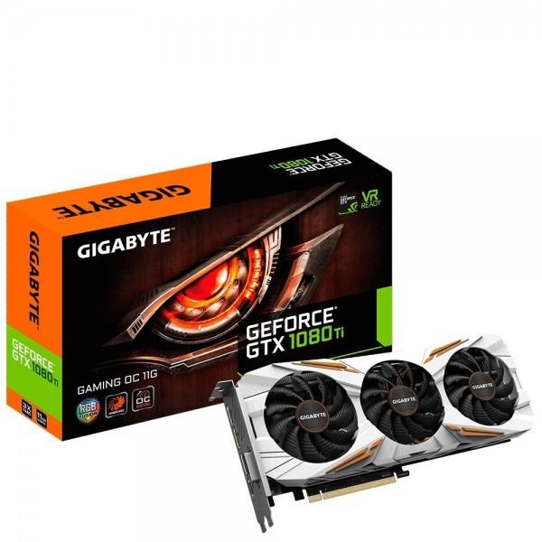 GIGABYTE GeForce GTX 1080TI Gaming OC 11GB GDDR5X