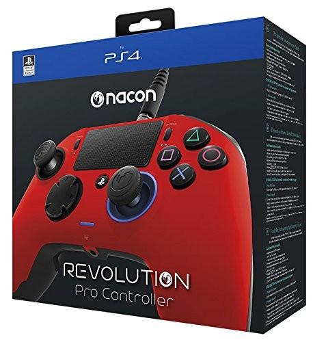 Nacon Revolution Pro PS4 Controller Rot PlayStation 4