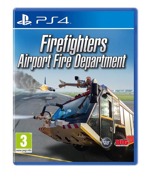 Airport Feuerwehr: Die Simulation PS4 EU Version