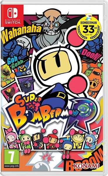 Super Bomberman R Nintendo Switch Spiel *NEU OVP*