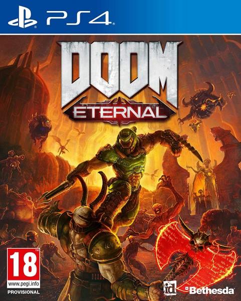 Doom Eternal Uncut PS4 EU Version