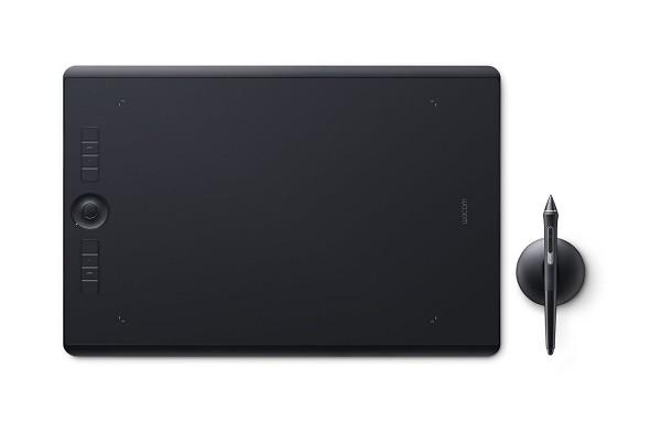 Wacom Intuos Pro - Grafiktablett PTH-860 Sprachversion IT/FR/NL/ES Größe L