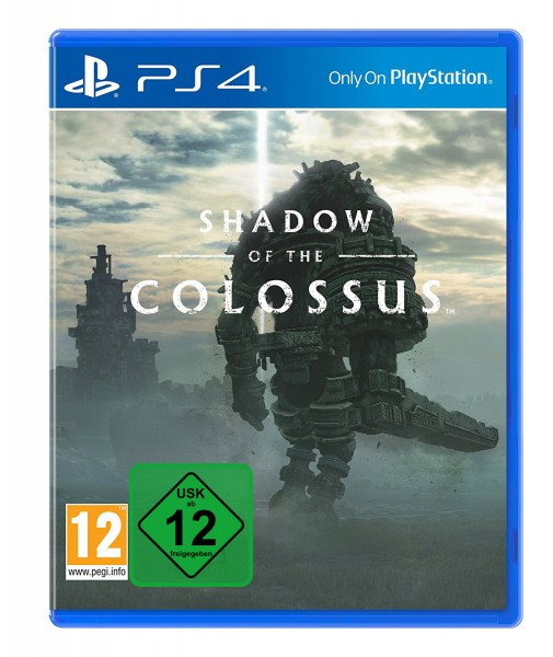 Shadow of the Colossus PS4 Spiel *NEU OVP* Playstation 4