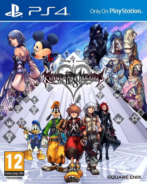 Kingdom Hearts HD 2.8 Final Chapter Prologue PS4 Spiel