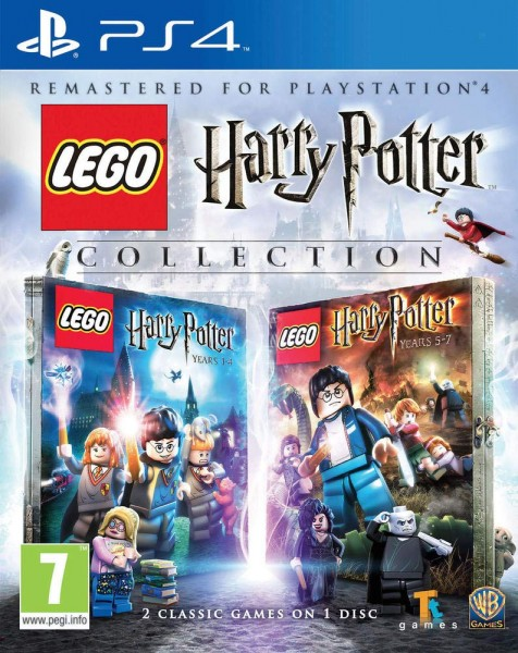 Lego Harry Potter Collection PS4 EU Version