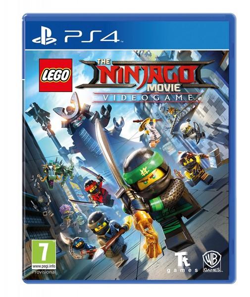 The LEGO NINJAGO Movie Videogame PS4 EU Version